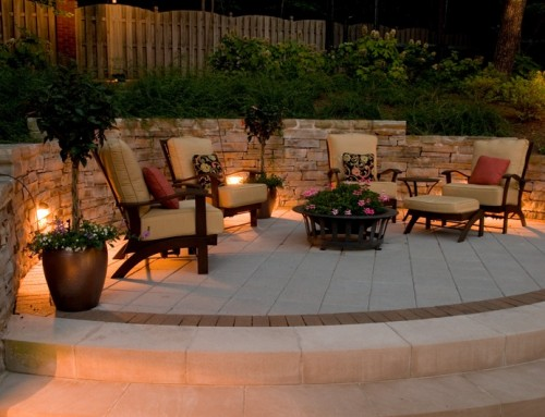 Cincinnati Outdoor Lighting Makes Summer Holidays Sparkle!