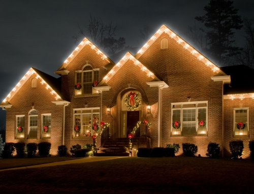 Holiday Lighting 2 – Mason, OH
