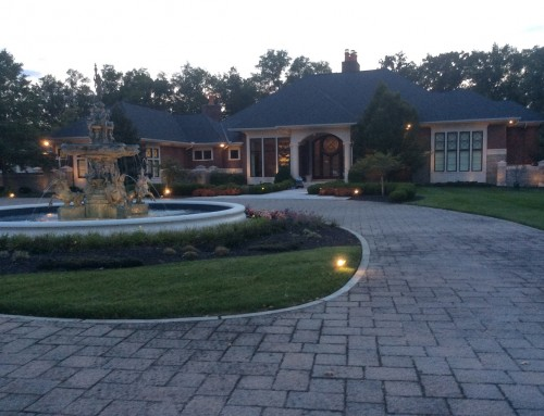 Indian Hill OH landscape lighting…beautiful and smart?