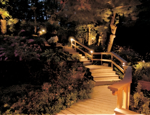 Motion Sensors In Landscape Lighting