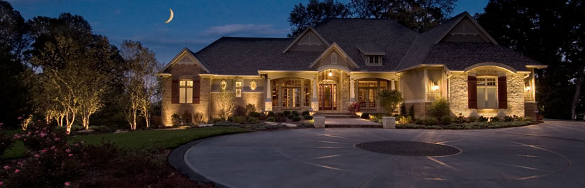 Outdoor Lighting Cincinnati Residential landscape lighting cincinnati oh view larger image residential landscape lighting for a cincinnati oh family workwithnaturefo