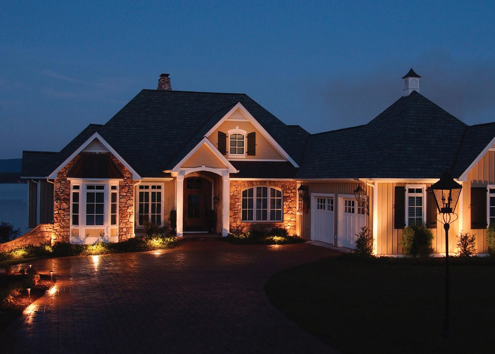 Dayton Ohio Residential & mercial Outdoor Lighting